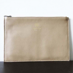 POCHETTE AXEL M TAUPE