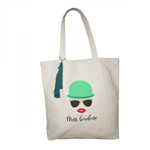 TOTE BAG MISS BOUDEUSE