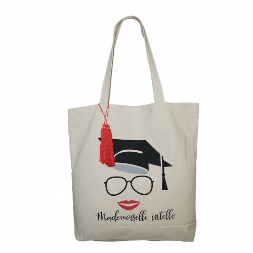 TOTE BAG MADEMOISELLE INTELLO
