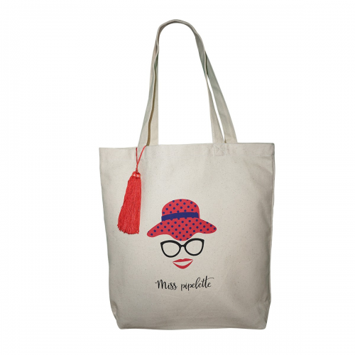 TOTE BAG MISS PIPELETTE