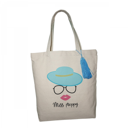 TOTE BAG MISS PREPPY