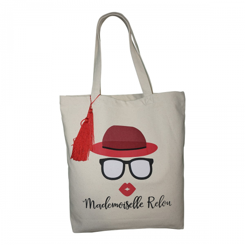TOTE BAG MADEMOISELLE RELOU